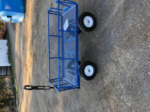 New heavy duty wagon  never used  (SOLD)