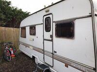 Swift 6 Berth Project Caravan