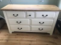 Wood Chest Of Draws !!SOLD!!