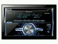 Pioneer Car Stereo Double Din FH-X700BT