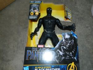 THE BLACK PANTHER FX FIGURE BRAND NEW