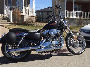 Harley Davidson Sportster xl1200v seventy two 72