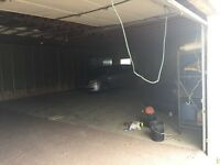 Garage space in Balgonie