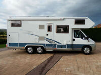 HOBBY 745 TAG AXLE / GERMAN / GARAGE / 6 BERTH / SORRY NOW SOLD