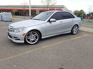 2011 Mercedes-Benz C-Class C350 Sedan AMG Package (AMG rims, Xen