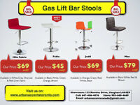 BAR STOOLS CHEAPEST PRICES IN TORONTO HUGE SELECTION ALL NEW
