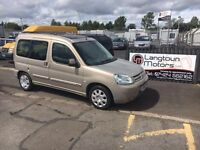 Citroen berlingo m-space des HDI mot March 2017 with warranty