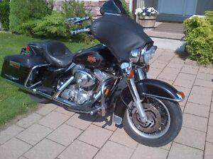 2001 Harley Electraglide