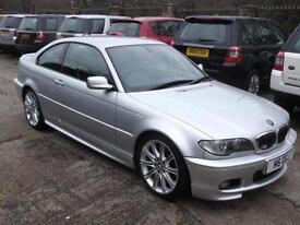 2005 BMW 330 3.0 auto 2004MY Ci Sport