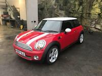 2007 07 MINI HATCH COOPER 1.6 COOPER 3D 118 BHP
