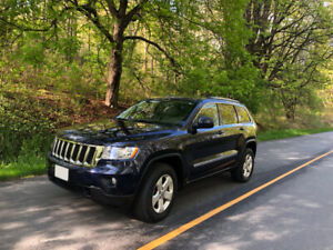 2012 Jeep Grand Cherokee (clean title) - $19500
