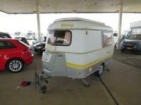 Hymer Eriba Puck Touring Micro Caravan