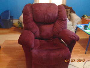 stand up electric recliner