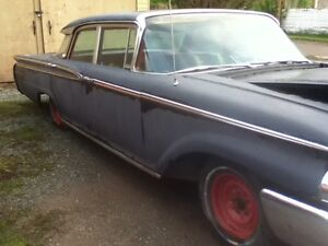 1960 Monarch Lucerne Project   $750