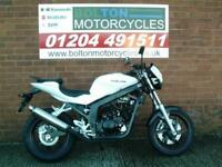 HYOSUNG GT125 MOTORCYCLE WAS 2999 SAVE 500