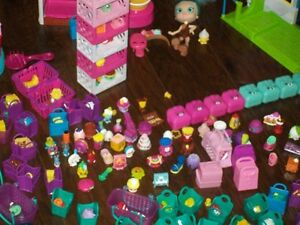 180 Shopkins (seasons 1-5)