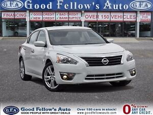 2013 Nissan Altima SV MODEL, SUNROOF, NAVIGATION, 6CYL, 3.5L