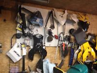 New and used Skidoo XP parts