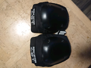 187 Killer Pads (Fly knee pads, barely used)