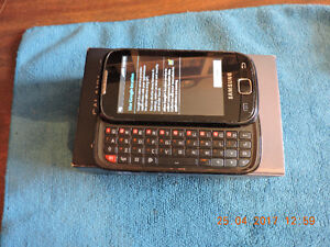 Samsung Galaxy 551 used phone good + condition