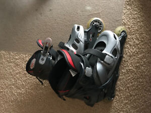 Razer Elbow and knee pads Plus Youth roller blades