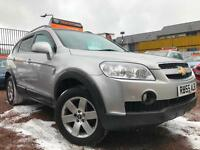 *12 MTHS WARRANTY*2009(09)CHEVROLET CAPTIVA 2.0 CDTI 7 SEATER 4X4 5DR*