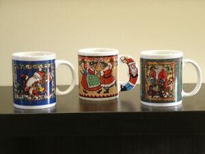 """Christmas Coffee Mugs – """"Ugly"""""""