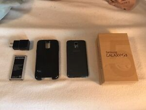 Samsung Galaxy S5 16G Bell Black Kitchener / Waterloo Kitchener Area image 2
