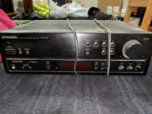 Pioneer home theater amp $40 obo