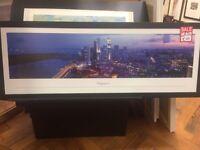 Singapore landscape print