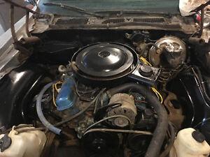 Wanted 400 Pontiac LH exhaust manifold (1976)