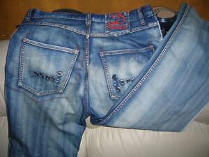 Diesel Jeans Wash Out Rare Vintage Made in Italy