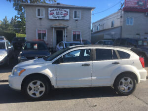 Dodge  Caliber  2009   Sport  SXT     Automatique