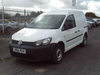 Volkswagen Caddy 1.6TDI 102ps Startline Air Con DIESEL MANUAL WHITE (2015)