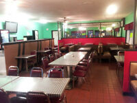Restaurant Space for Lease (Highway #1 in SK)