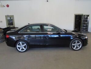 2010 AUDI A4 2.0T QUATTRO 1 OWNER 70,000KMS! MINT! ONLY $16,900!