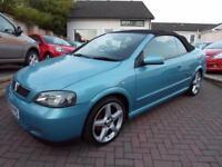 2002 Vauxhall Astra 1.6 i 16v 2dr