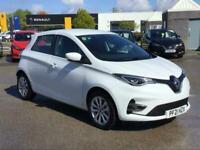 2021 Renault Zoe RENAULT ZOE 100KW i Iconic R135 50KWh 5dr Auto Hatchback Electr