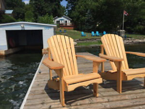 THOUSAND ISLAND VACATION AREA- ST. LAWRENCE WATERFRONT COTTAGE
