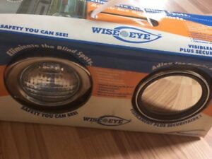 "NEW/Sealed ""WISE EYE"" Lights"