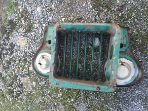 1953 Jeep Willy's Front Grill Cornwall Ontario image 2