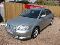 2003 Toyota Avensis 1.8 VVT-i T3-X - Full History ONLY 63k Miles LOOK!!
