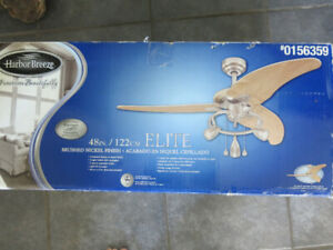 New ceiling fan for sale