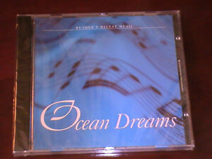 """Soothing """"Ocean Dreams"""" CD (Free with Purchase)"""