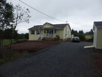 NEW HOME - Less than one year old in Alma, County Taxes!!