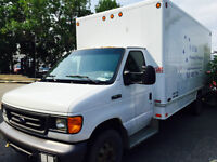 2006 Ford E-450 Super Duty Equipped with Plumbing Shelves!!!!!