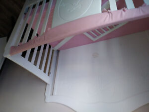 Baby Crib - Bed 4 in 1