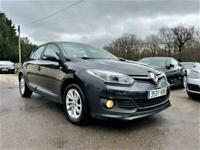2014 Renault Megane 1.5 DCI + LEFT HAND DRIVE + LHD + SPANISH REGISTERED + 73K