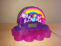 My Little Pony Alarm Clock