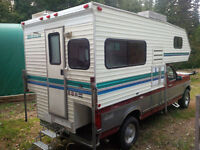 Well Maintained Camper with bathroom